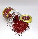 Premium Bio Roter Safran - Klasse 1 - 100% Reiner...