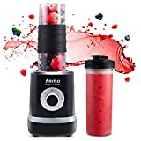 Mixer Smoothie Maker, Aeitto Mini Mixer Blender...