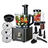 TopStrong Küchenmaschine 1100W, Küchenmaschine...
