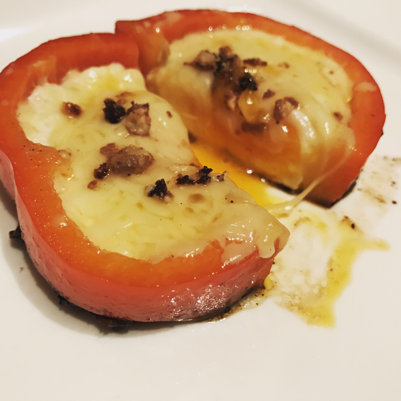 Paprika ei mit k se und ei schokolade zu faul zum kochen - Ei kochen mit eierkocher ...