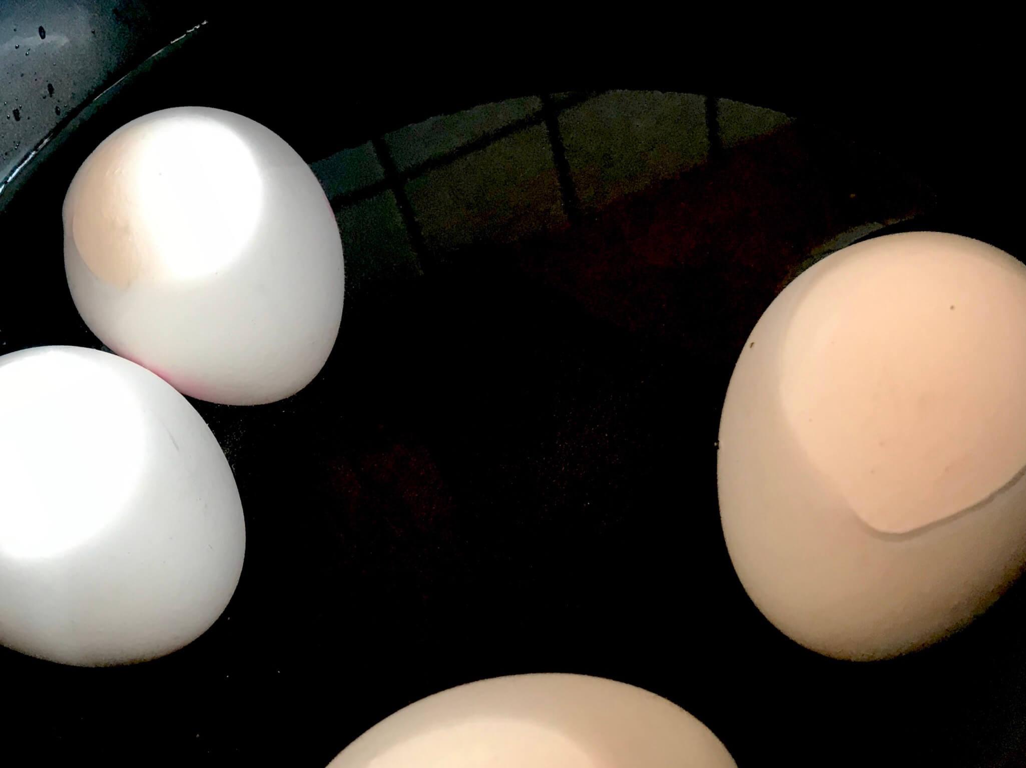Eier kochen zu faul zum kochen - Eier mittel kochen ...